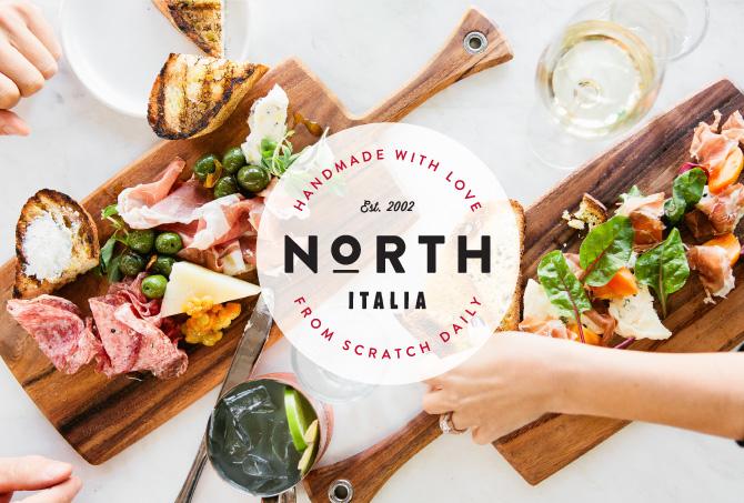 North Italia Logo north italia - project m plus